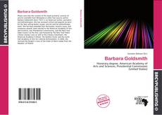 Bookcover of Barbara Goldsmith
