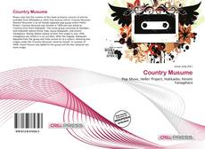 Bookcover of Country Musume