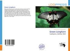 Couverture de Green Longhorn