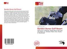 Capa do livro de Bandon Dunes Golf Resort