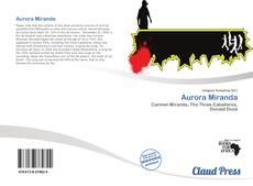 Buchcover von Aurora Miranda