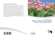 Couverture de Acaena Novae-zelandiae