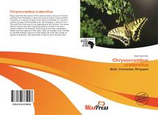 Bookcover of Chrysocrambus craterellus