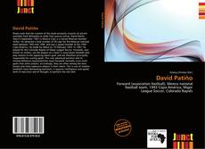 Bookcover of David Patiño