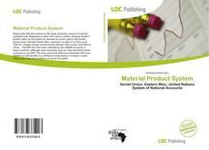 Material Product System kitap kapağı
