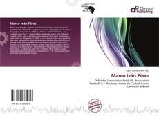 Marco Iván Pérez的封面