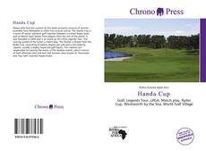 Bookcover of Handa Cup