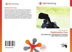 Couverture de Fightmaster Cup