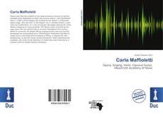 Обложка Carla Maffioletti
