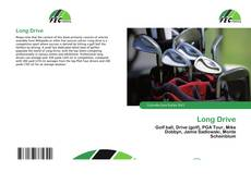 Bookcover of Long Drive