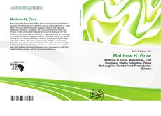 Bookcover of Matthew H. Gore
