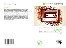 Bookcover of Lovefoxxx