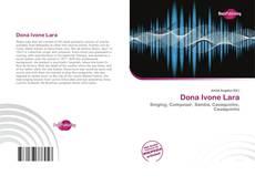 Buchcover von Dona Ivone Lara
