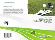 Copertina di 2005 Lexus Cup