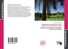 Bookcover of 1994 Presidents Cup