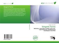 Capa do livro de Gregorio Torres