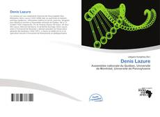 Bookcover of Denis Lazure
