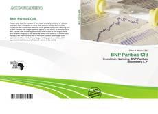 Couverture de BNP Paribas CIB