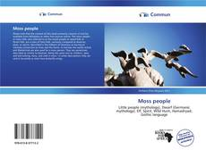 Buchcover von Moss people