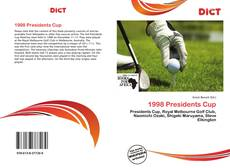 Bookcover of 1998 Presidents Cup