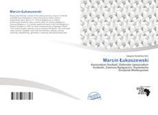 Capa do livro de Marcin Łukaszewski