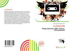 Bookcover of La Esterella