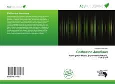Catherine Jauniaux的封面