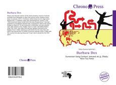 Buchcover von Barbara Dex