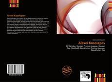Alexei Kosolapov kitap kapağı