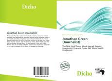Jonathan Green (Journalist) kitap kapağı