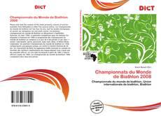Обложка Championnats du Monde de Biathlon 2008
