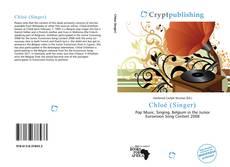 Buchcover von Chloé (Singer)