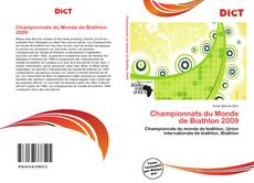 Обложка Championnats du Monde de Biathlon 2009