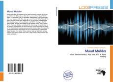Couverture de Maud Mulder