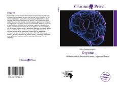 Borítókép a  Orgone - hoz
