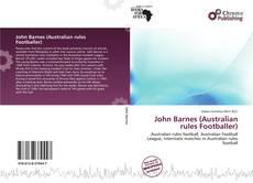Borítókép a  John Barnes (Australian rules Footballer) - hoz