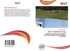 Обложка 2011 Solheim Cup
