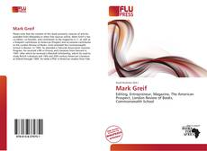 Bookcover of Mark Greif