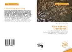 Bookcover of Alex Bennett (footballer)