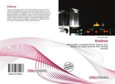 Borítókép a  Kodinar - hoz