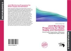 Bookcover of Joint Monitoring Programme for Water Supply and Sanitation