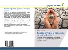 Buchcover von Нанодискуссии и процессы планеты Земля