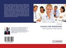 Copertina di Lecturer Job Satisfaction