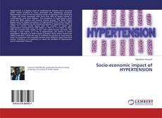 Обложка Socio-economic impact of HYPERTENSION