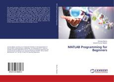 Обложка MATLAB Programming for Beginners
