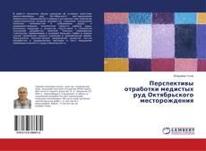 Bookcover of Перспективы отработки медистых руд Октябрьского месторождения
