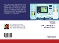 Portada del libro de Lab Techniques in Biotechnology