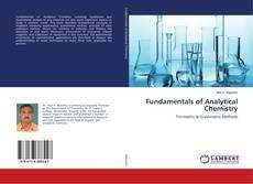 Copertina di Fundamentals of Analytical Chemistry
