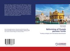 Buchcover von Reforming of Punjab pension funds