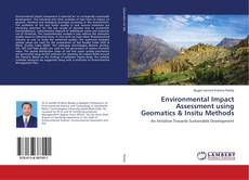 Bookcover of Environmental Impact Assessment using Geomatics & Insitu Methods